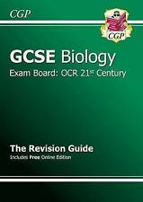 GCSE Biology OCR 21st Century Revision Guide (with Online Edition) (A*-G Course…
