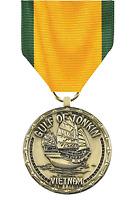 Gulf of Tonkin Vietnam Commemorative Medal
