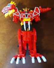 Power Rangers Dino Charge Megazord Zord Builder Bandai Red T Rex Gabutyra