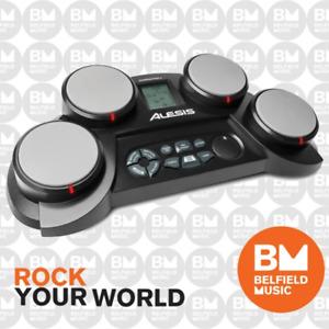Alesis Compact Kit 4-Pad Portable Tabletop Drum Kit
