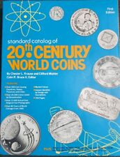 KRAUSE STANDARD CATALOG OF WORLD COINS 1st ED. LOOKS BRAND NEW FREE SHIP!