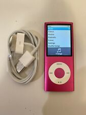 Apple iPod Nano 4th Generation - 8GB - Pink