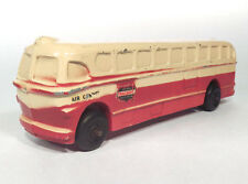 National Trailways ACF Brill IC37 Bus Intercity Coach Coin Bank Scale Model