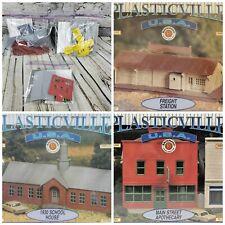 Bachman N Scale #15159 Train Car Repair Shop Kit NIB