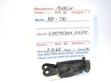 MARLIN   781, 881,  (CARTRIDGE GUIDE ) (ITEM # J-3162)