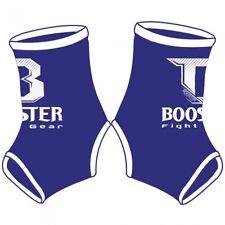 Booster Knöchelbandagen AG Thai Blue. Fußbandagen Muay Thai, Kickboxen, MMA