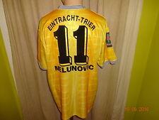 "Eintracht Trier Nike Matchworn Trikot 1999/00 ""alwitra"" + Nr.11 Melunovic Gr.XL"
