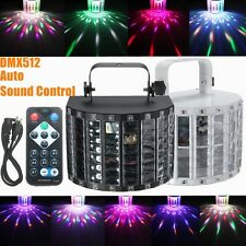 30W Led DMX512 RGBW Stage Light Auto/Sound Control 9 Color DJ Disco + Remote
