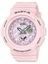 Casio Baby-G * BGA190BE-4A Studs Anadigi Pastel Pink for Women COD PayPal