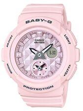 Casio Baby-G * BGA190BE-4A Studs Anadigi Pastel Pink for Women COD PayPal