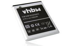 HANDY AKKU BATTERIE 1300mAh für SAMSUNG Galaxy Y Pro Duos GT-B5512