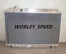 Aluminum Radiator For LEXUS SC300 JZZ30 93-98 /TOYOTA SOARER JZZ31 MT 1991-2000