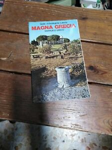 Guide archeologiche Laterza Magna Grecia di Emanuele Greco