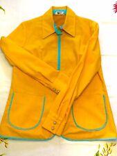 Vintage 1960s Women's Mod Style Lightweight Jacket By Mr. D - Size M