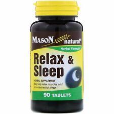 Relax & Sleep, 90 Tablets