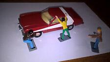 CORGI TOYS Starsky & Hutch Ford Gran Torino completa di personaggi. Come nuova.