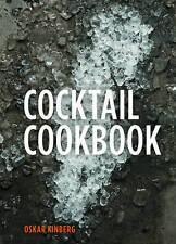 Cocktail Cookbook,Kinberg, Oskar,Excellent Book mon0000114681