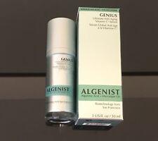 ALGENIST Genius Ultimate Anti-Aging Vitamin C+ Serum 1 FL OZ 30 ML Original Box