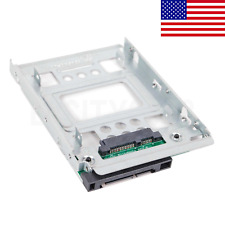 "For Hp 654540 Sata Adapter Tray Converter Sas Hdd Bracket Bay 2.5"" Ssd to 3.5"""