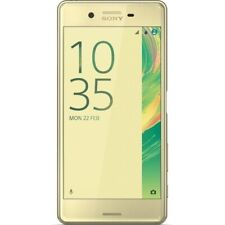 Sony Xperia X Performance 32GB lime gold Android Smartphone Handy LTE/4G