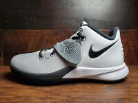 "Nike Kyrie Flytrap III ""JBY"" (White / Black / Cool Grey) [BQ3060-103] Mens 8-13"