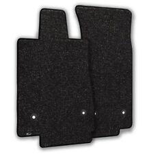 Lloyd Berber 2 Carpet - 2pc Front Floor Mats - Choose from 8 Colors