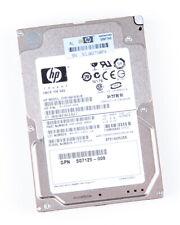 "HP 146GB 6G 15K SAS 2.5"" SFF Festplatte / Hard Disk - 507129-009"