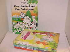 DISNEY Classic StoryBooks  / Set of 5  / Pre - owned / Dalmations Aristocats etc