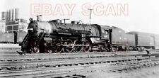 8H686 JUNK NEG/RP 1947 WESTERN RAILWAY OF ALABAMA 4-8-2 LOCO #185 ATLANTA GA