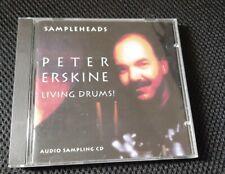 Sampleheads - Peter Erskine - Living Drums - Sampling CD