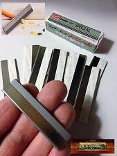 M01030 MOREZMORE 10 Super Thin Polymer Clay Cane Blade Razor Slicer Cutter T20