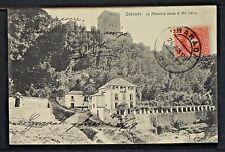 3067.-GRANADA -La Alhambra desde el Río Darro (Enviada a México en 1909)
