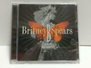 Britney Spears In The Mix The Remixes Promo 2005 Singapore English CD CD1161 D