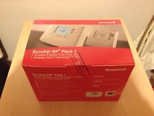 Honeywell Sundial RF2 Pack 1, Single channel timer and wireless room stat NEW