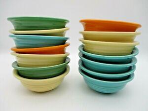 Fiestaware Fruit/Salsa Bowl 8 oz. Fiesta Homer Laughlin HLC Multiple Colors