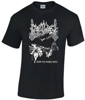 MOONBLOOD Taste Our German Steel T-shirt graven vargsang nastrond gehenna kvist