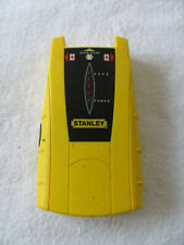 Stanley Stud Finder/ Edge Finder Auto Calibration Unable to verify its function