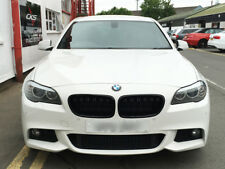 BMW F10 F11 F18 5 Series Kidney Grill Grille Grills Gloss Black M5 Style 2014 ON