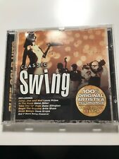 Various Artists : Classic Swing CD