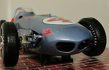 Vintage GP F Indy 500 43 Sport Race Car 24 1960s Carousel 1 18 Midget Metal 12