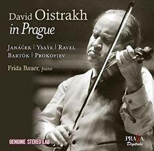 DAVID OISTRAKH IN PRAGUE, 1966-72 NEW CD