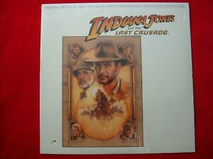 Indiana Jones and the Last Crusade, Record soundtrack