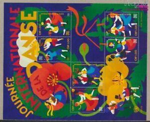 Naciones Unidas - Ginebra Bloque 39 (completa edición) nuevo con goma (9624930