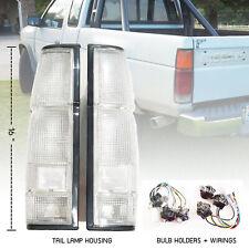 for Nissan Navara D21 Hardbody Pickup 85-97 Tail Lamp Light Bulb Holder Wirings