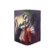 Joker and Harley Quinn Women's Leather Wallet Fashion Custom Wallet Purse DIY