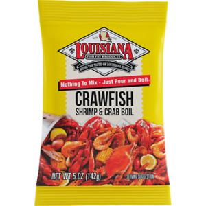 Louisiana Fish Fry Crawfish Shrimp & Crab Boil