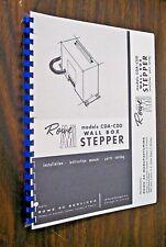 AMI  Wall Box Stepper Manual  Models CDA-CDD
