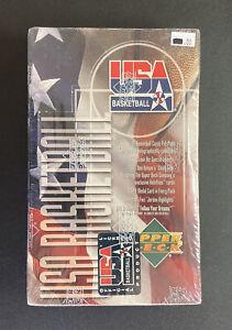 1994 USA Basketball Upper Deck Factory Sealed Box Brand New Michael Jordan