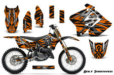 SUZUKI RM 125 250 Graphics Kit 2001-2009 CREATORX DECALS BTONP