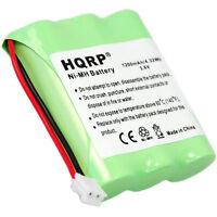 Hqrp 1200mAh Batterie pour Motorola MA361, MA362 Maison Téléphone sans Fil